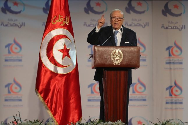 Tunisia vows to 'take responsibility' after Berlin attack