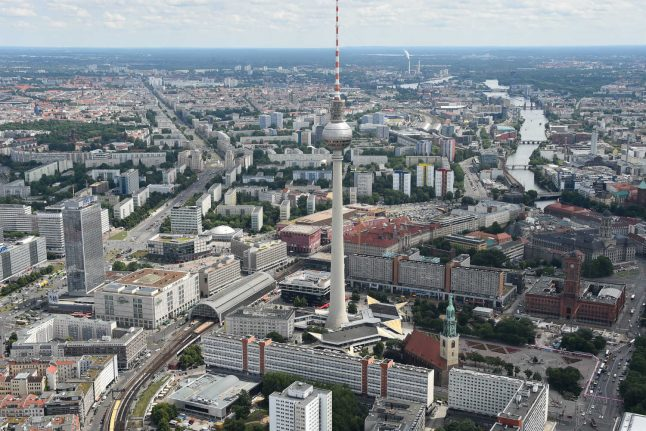 Why there's never been a better time to find a job in Berlin