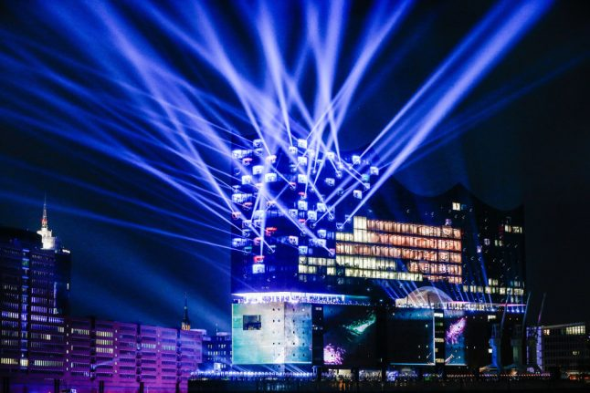 IN PICTURES: See all the glitz and glam of Hamburg's dazzling new concert hall