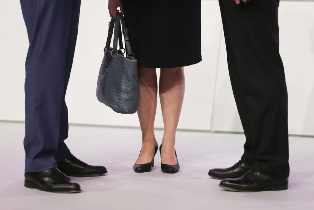 Will knowing what your co-workers are paid help women earn as much as men?