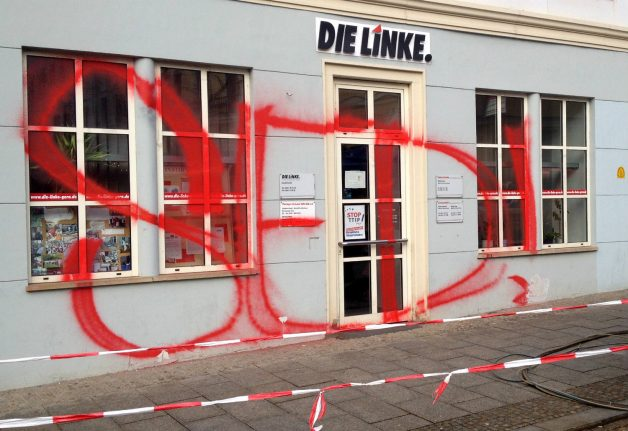 East German landlords 'stop renting to politicians, fearing attacks'