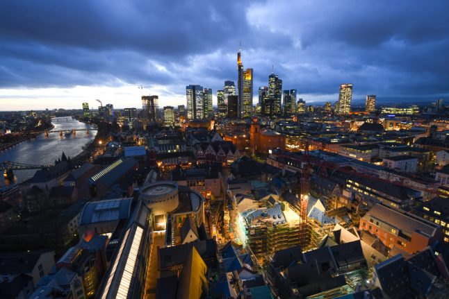 Bankers moving to Frankfurt due to Brexit 'could drive up housing prices'