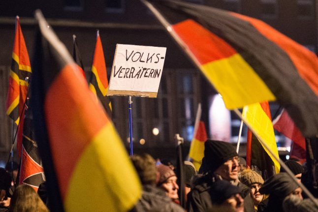 'Traitor of the people' is Germany's worst word of 2016: Here's why