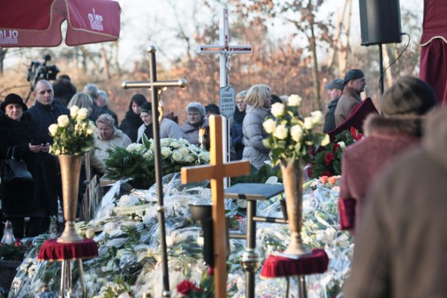 Poland honours Brit who raised money for slain driver in Berlin attack