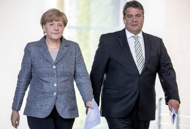 Vice Chancellor decides not to challenge Merkel in election
