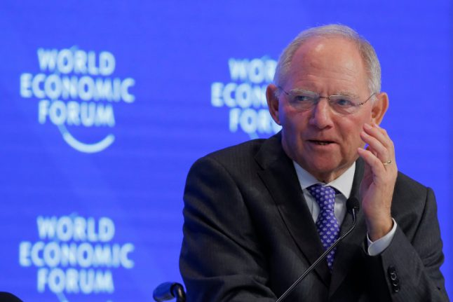'My first reaction to Brexit was that I cried': German finance minister