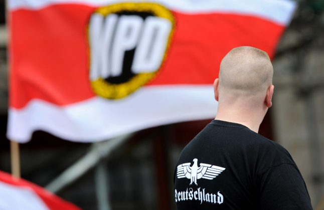 Top court rejects bid to ban far-right party