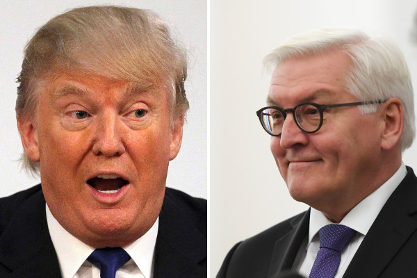 German foreign minister 'perplexed' by Trump's Nazi claim