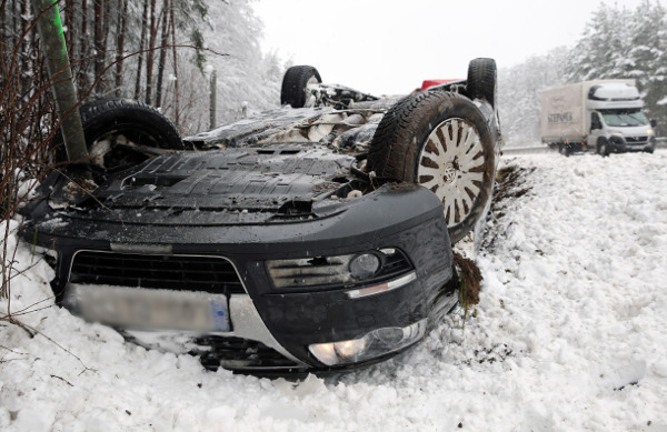 These pictures show just how bad storm Egon hit Germany