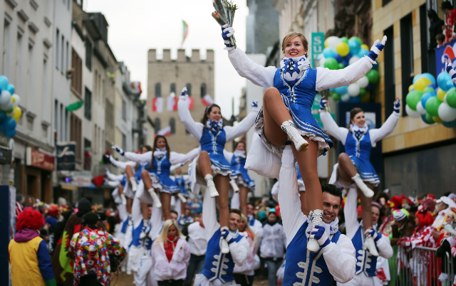 Cologne to protect its famous Carnival from truck attacks