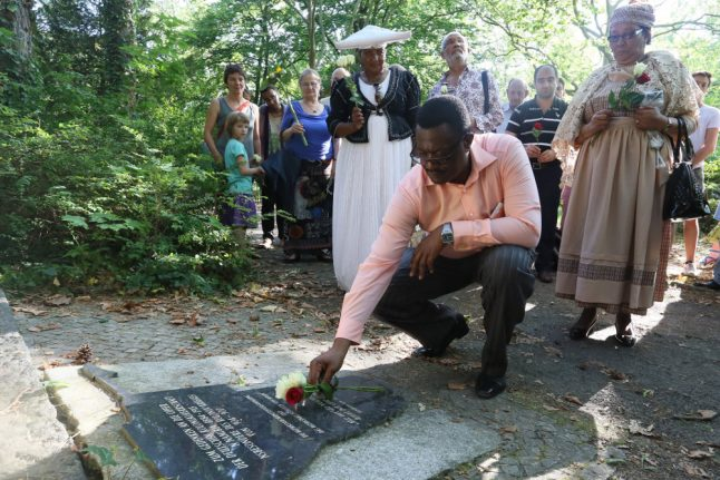Namibian groups sue Germany for alleged genocide
