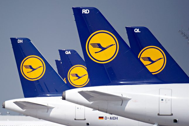 Lufthansa agrees on pay hike to settle years-long pilot dispute