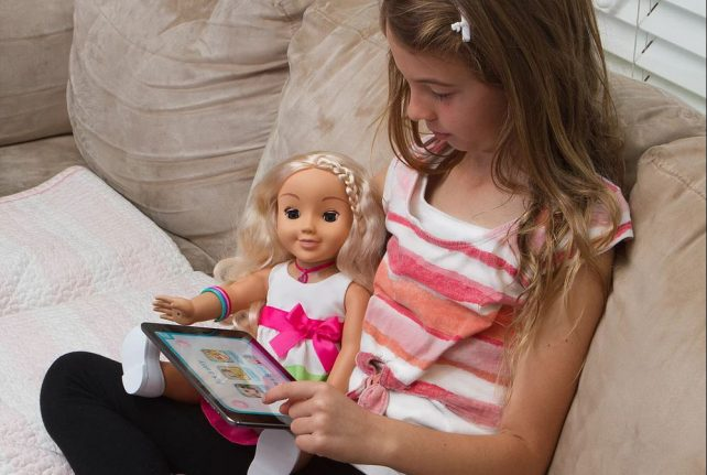 Germany bans doll for being 'hidden spying device'