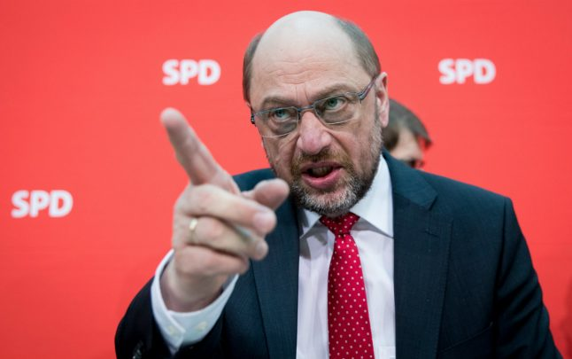 Meet Mr. Schulz, the 'left-wing Trump' who could steal Merkel's crown