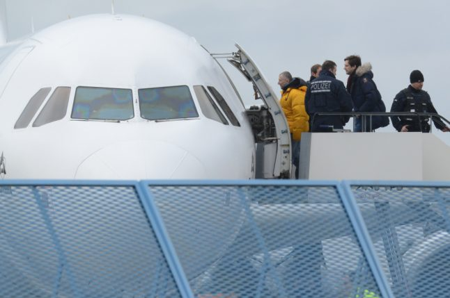 German states delay Afghan deportations due to security fears: report