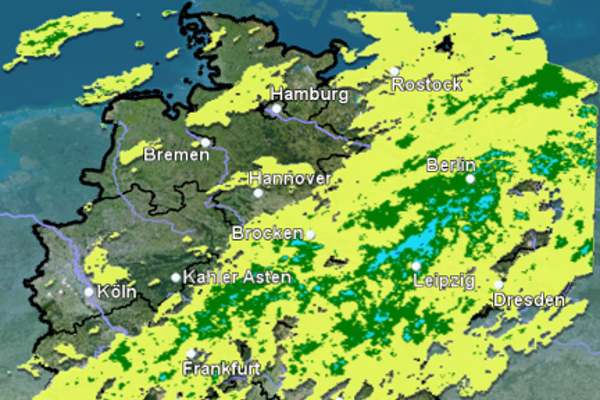Incoming storm: Hurricane-force winds on the way to Germany