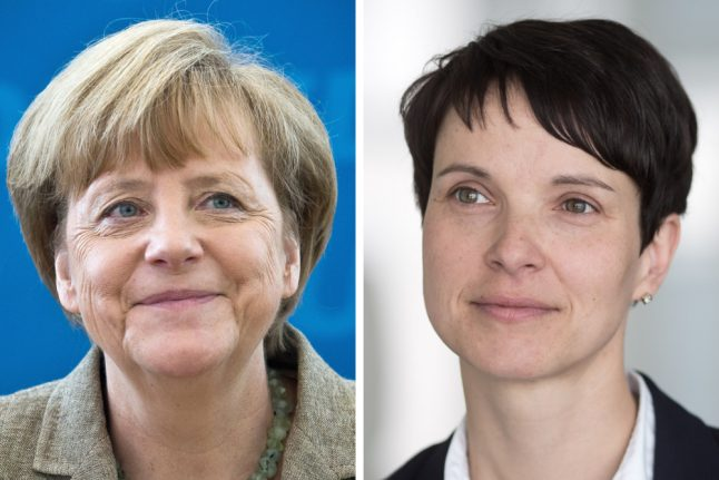 Far-right AfD sees worst poll results since 2015