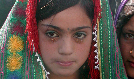 Ruling parties agree on child marriage ban proposal