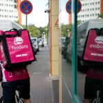 Hard and fast: the reality of life as a Berlin food courier