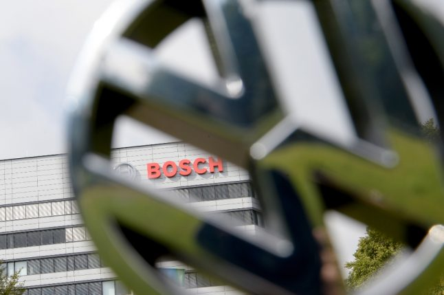 Bosch to pay out $300 million to US buyers over 'dieselgate' scandal