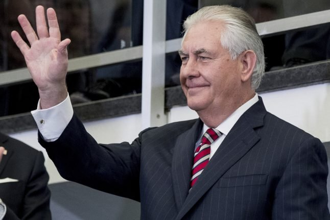 What to expect in the US Secretary of State's first visit to Germany