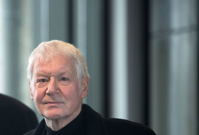 German drug store tycoon goes on trial for embezzling millions