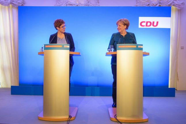 State vote in Saarland a first signal for Merkel election showdown
