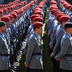 Germany worried about scaring Europe with big military budget