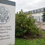 WikiLeaks claims US Frankfurt consulate is a 'CIA hacker base'