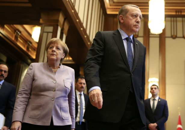 Why Turkey is so furious with Germany… and not for the first time