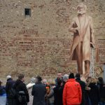 Controversy after German town gifted giant Karl Marx statue by China