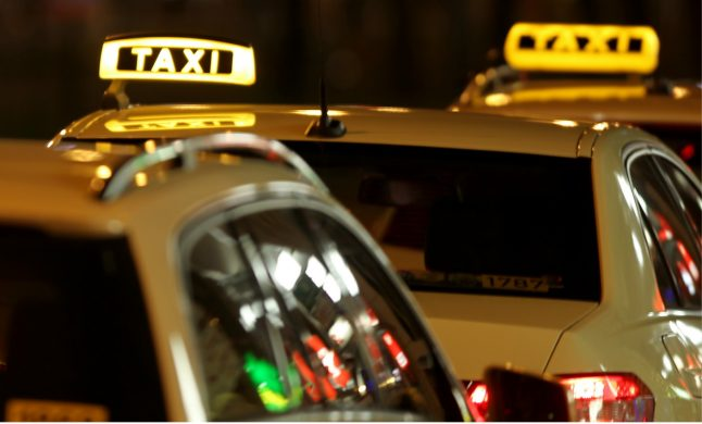 Munich taxi driver jailed for driving over pedestrian - twice