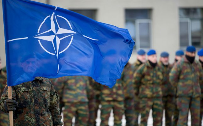Germany wants change to NATO two-percent budget goal