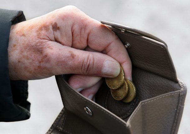 German poverty 'hits record high' despite low unemployment