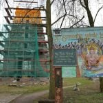 Mysterious mummified body discovered in Berlin Hindu temple