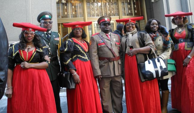 Germany announces apology plans for colonization in Namibia