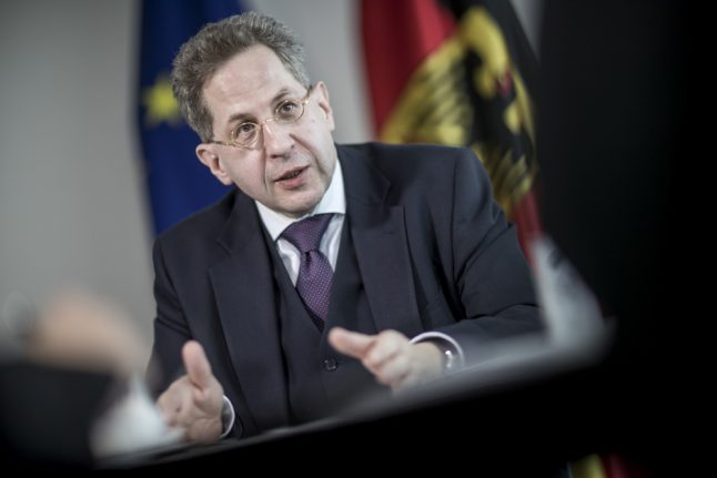 Intelligence chief warns: Germany increasingly a target of Isis
