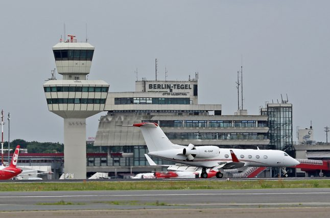 Passengers face more misery as new strike hits Berlin airports