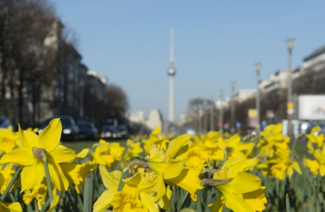 Sunshine and warmth predicted across Germany for next week