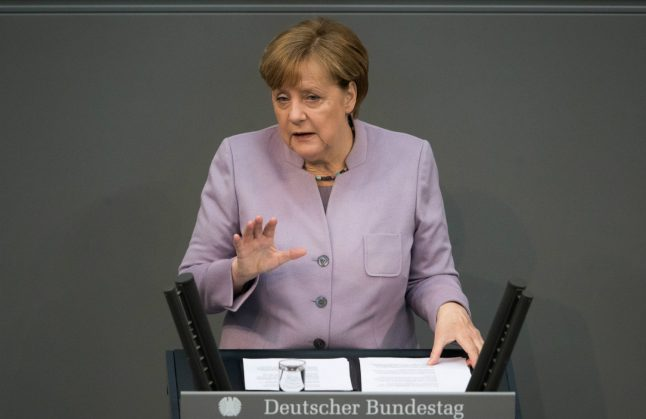Merkel: Britain is wasting its time thinking it will get equal EU rights