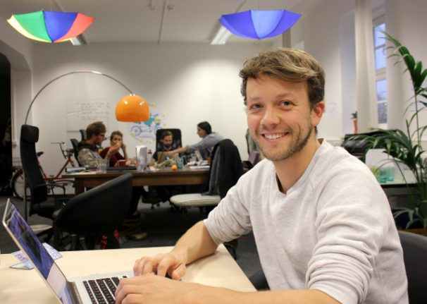 Berlin startup offers a year with no money worries