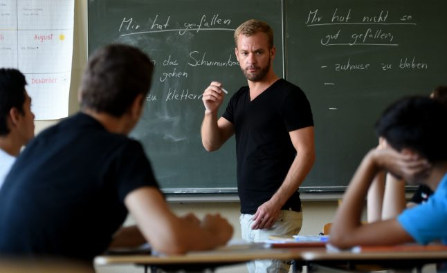 Outrage as Muslim students 'bully Jewish classmate out of Berlin school'
