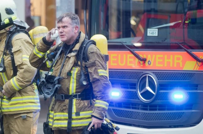 Police hunt arsonist after series of fires flare up in east of Munich