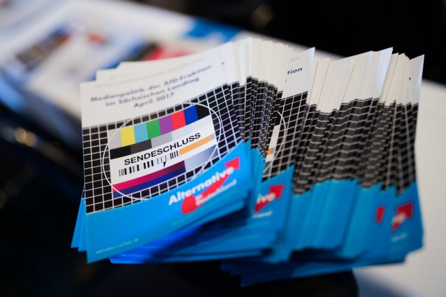 Germany's anti-immigration AfD to pick election team at fractious congress