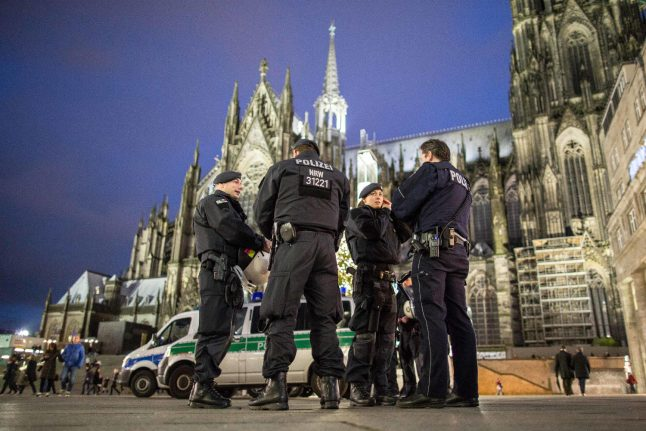 Cologne enacts four-day no-fly zone ahead of AfD party meet