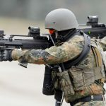 NATO boss urges Germany to spend more on its military