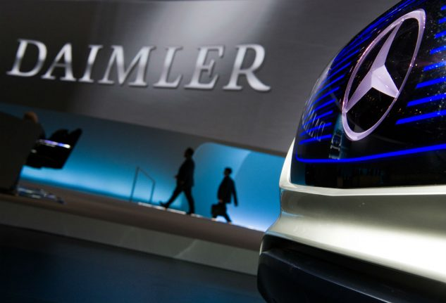 Daimler and Bosch team up to build car 'that'll drive itself to you'