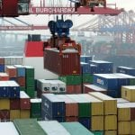 Germany claims it is finally bringing down large trade surplus