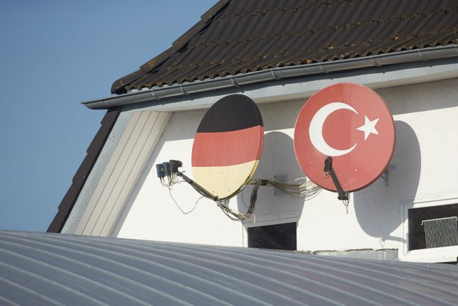 Germany investigates 20 for alleged spying for Turkey