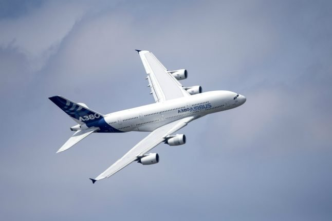 Airbus turbulence almost crashes private German business jet